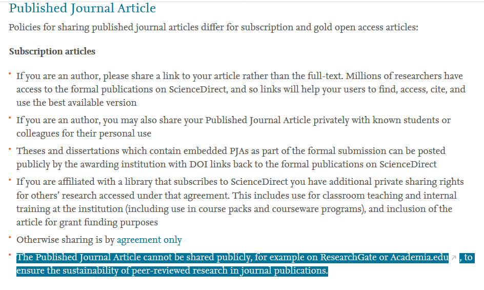 Elsevier_Academia.edu