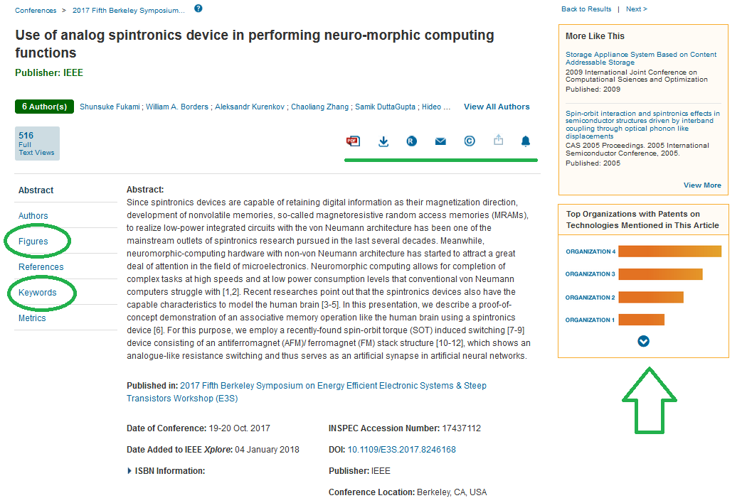 IEEE Xplore dettaglio articolo