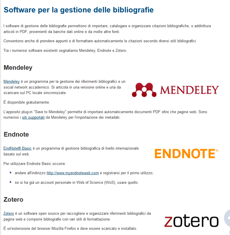 software_bibliografie
